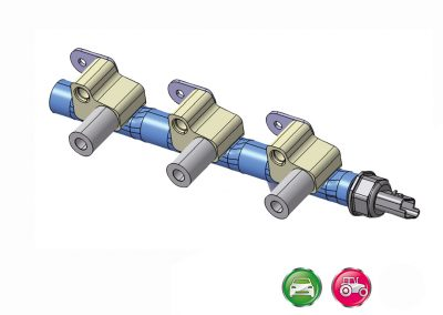 Kraftstoffverteiler