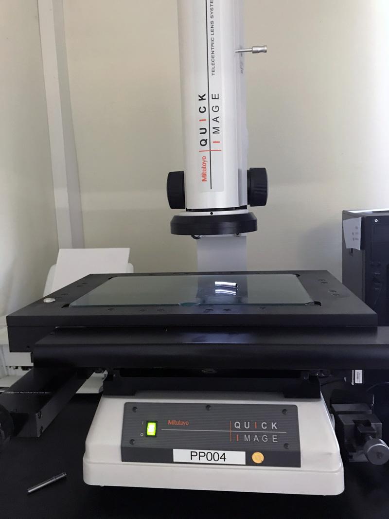 Projecteur de profil numérique